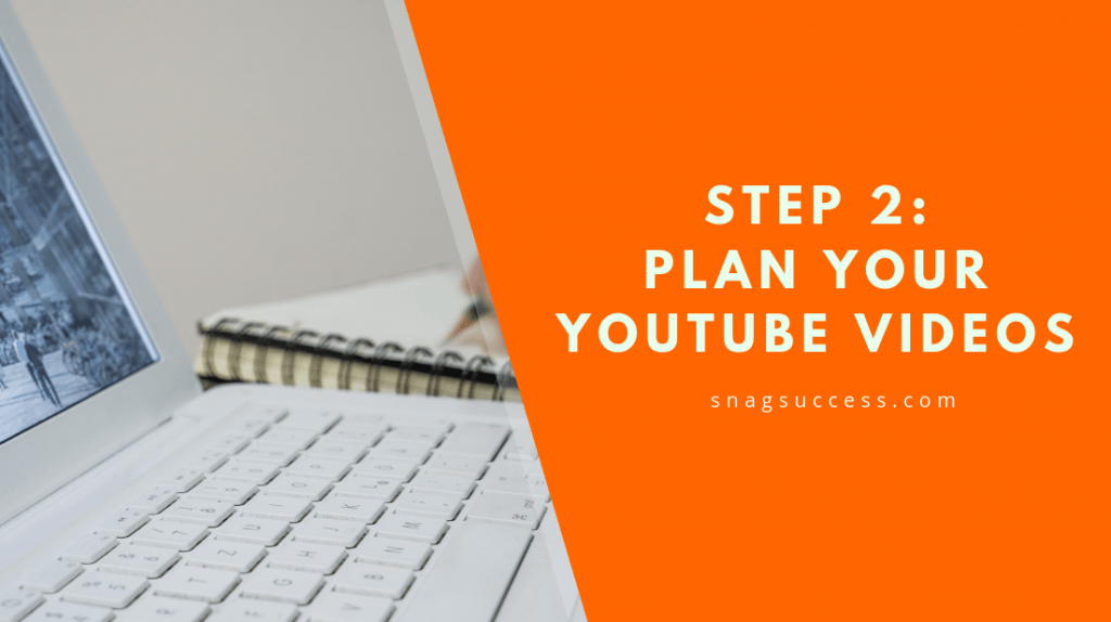 Plan Your Youtube Videos