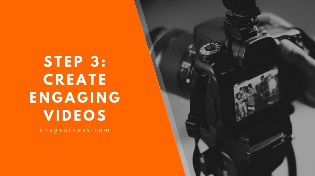 Create Engaging Videos