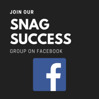 Snag Success Facebook Group