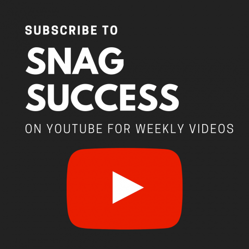 Snag Success Youtube Channel