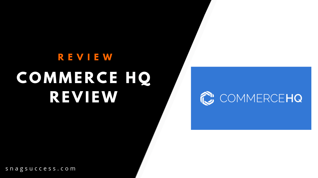 Commerce HQ Review