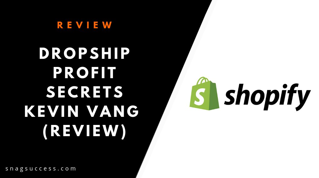 Dropship Profit Secrets Review