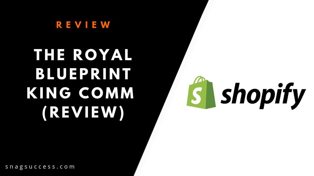 The Royal Blueprint KingComm Review