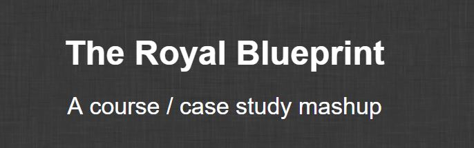 The Royal Blueprint Review