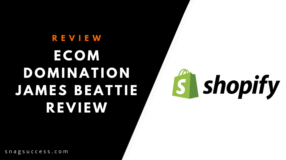 eCom Domination James Beattie Review