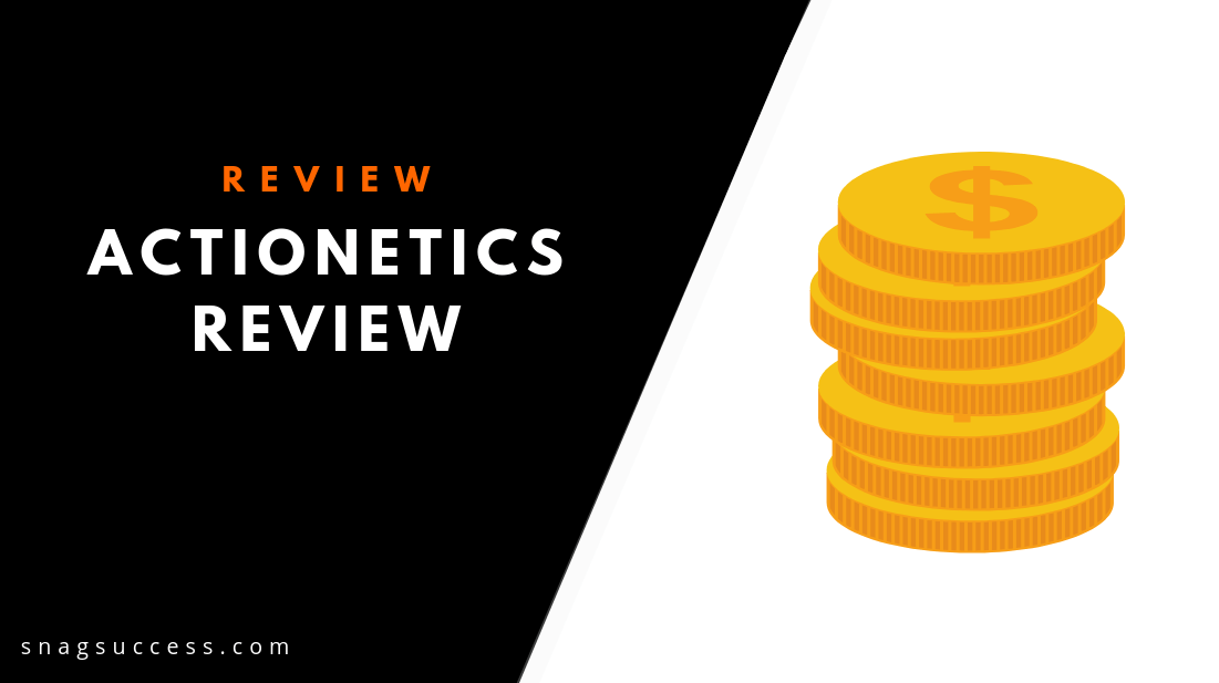 The Ultimate Guide To Actionetics Pricing