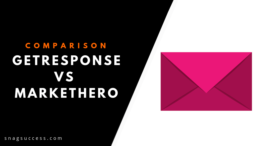 GetResponse Vs MarketHero Which Is Better
