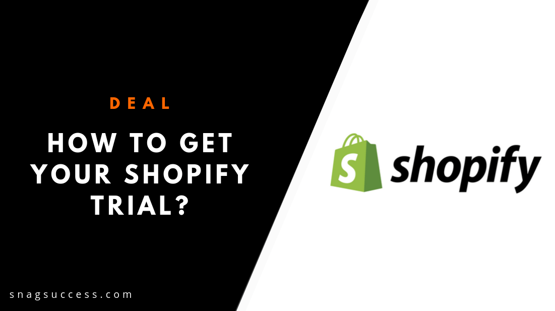 How To Get Your Shopify Trial?