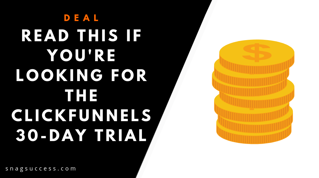 ClickFunnels 30-Day Trial