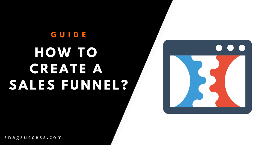 How To Create A Sales Funnel With No Technical Skills! (2019)