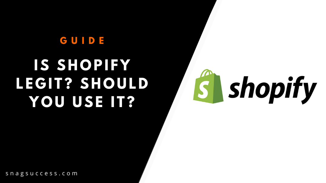 Is Shopify Legit? Should You Use it in 2019?