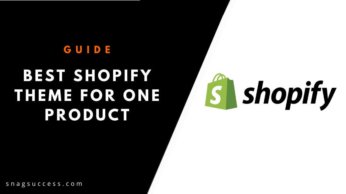 Best Shopify Theme For One Product