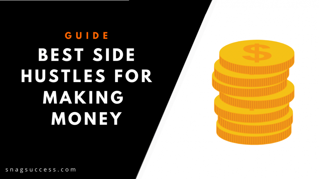 Best Side Hustles For Making Money In 2020! (Passive Income)