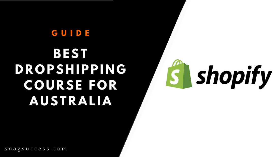 Drop Shipping Australia Best Courses