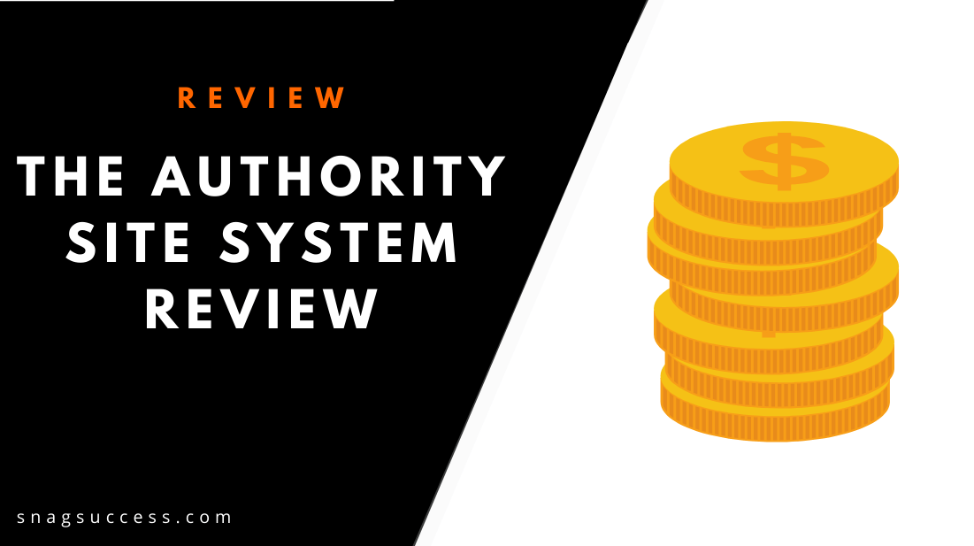 The Authority Site System Review Gael Breton and Mark Webster