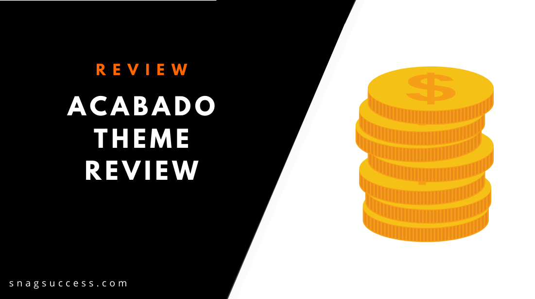 Acabado Theme Review