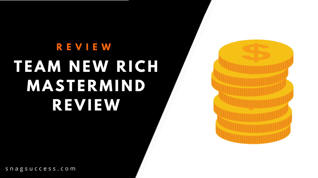 Team New Rich Mastermind Review
