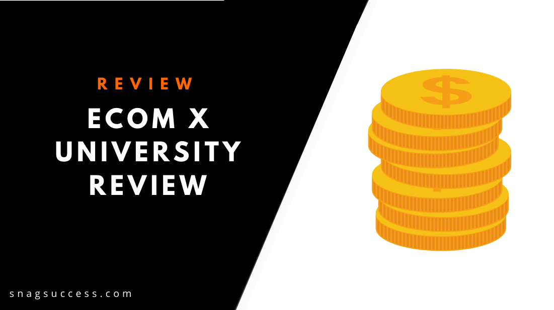 eCom X University Review