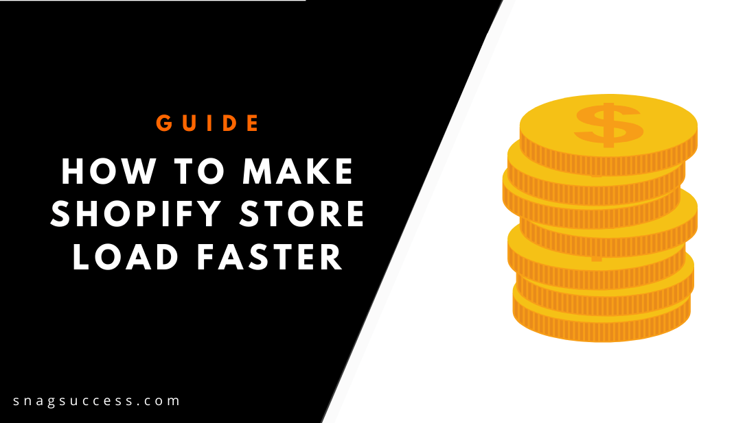How to Make Shopify Store Load Faster