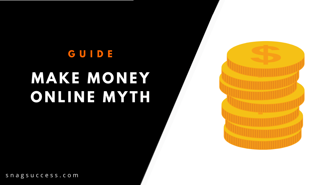 Make Money Online Myth